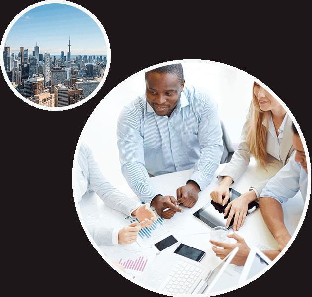 IT procurement management team